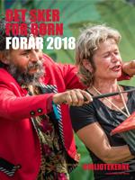 Program for foråret 2018 -børn