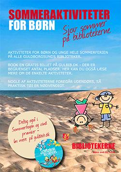 Sommeraktiviter for børn - sommeren 2020