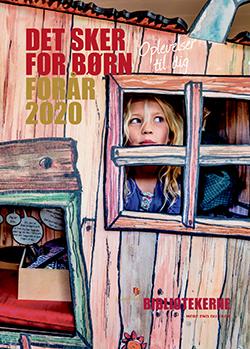 Arrangementsprogrammet for foråret 2020 for børn