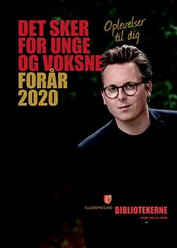 Arrangementsprogrammet for foråret 2020 for unge og voksne