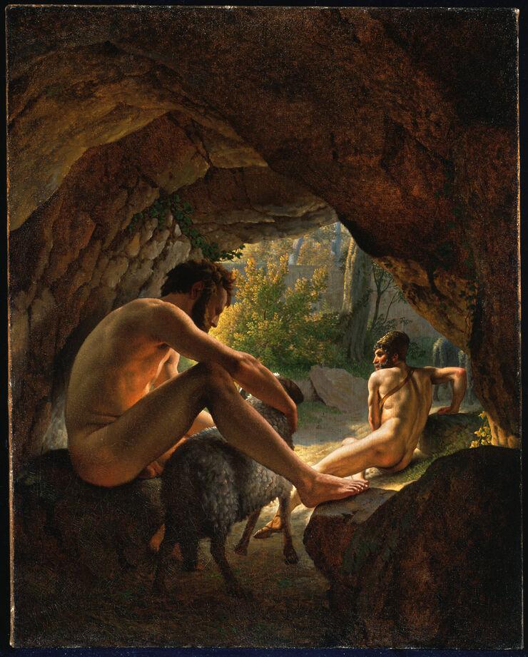 Illustration - Lyt til antikken