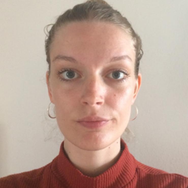 Foredragsholder Kirstine Kamp Albæk