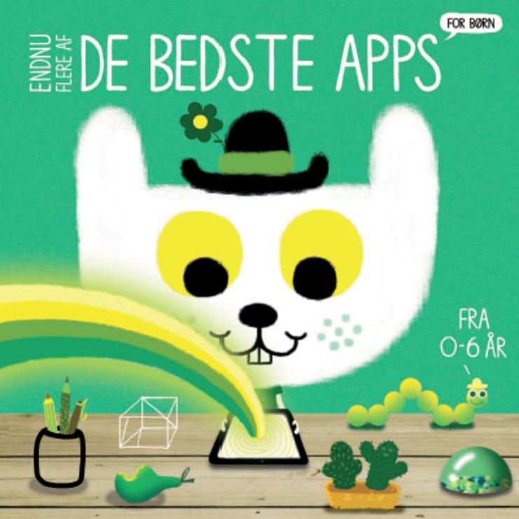 Illustration - Endnu flere af de bedste apps
