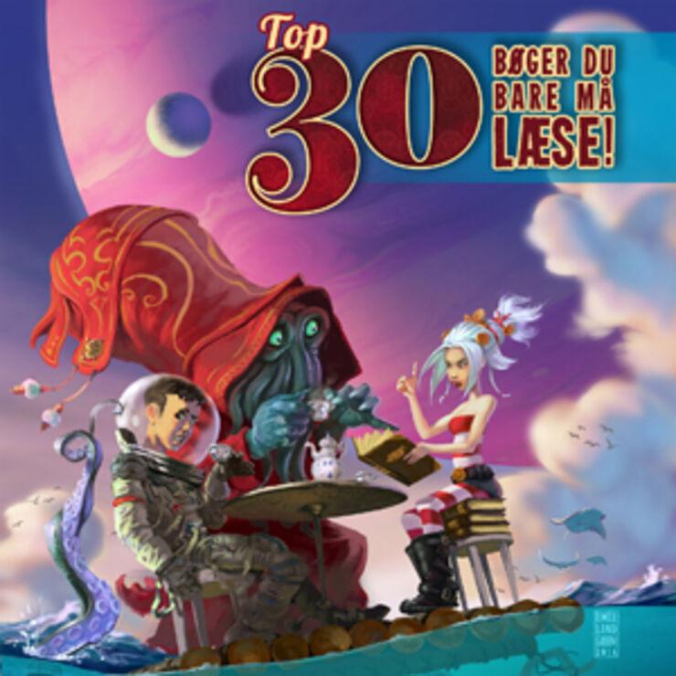 Emneliste: Top 30 bøger for børn og unge