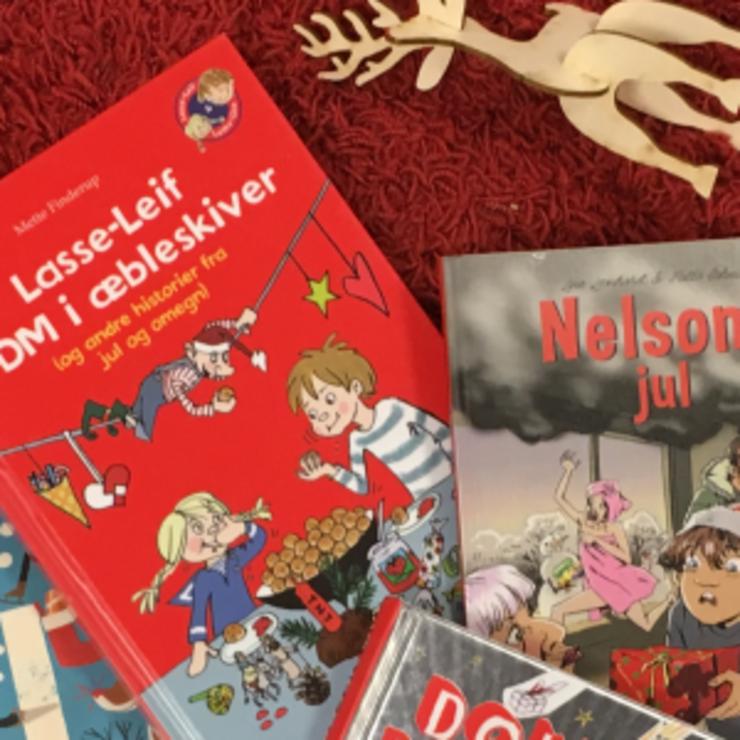 Julebøger for de små