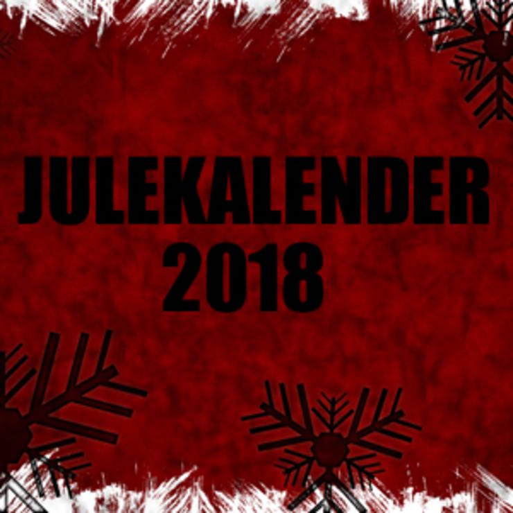 Gæt med i julekalenderen på Facebook