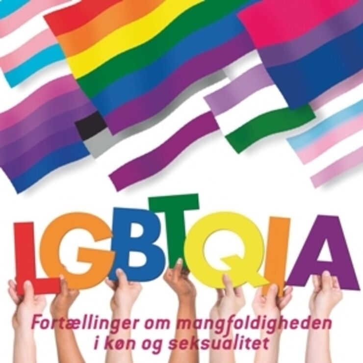 Illustration - Emnelisten LGBTQIA