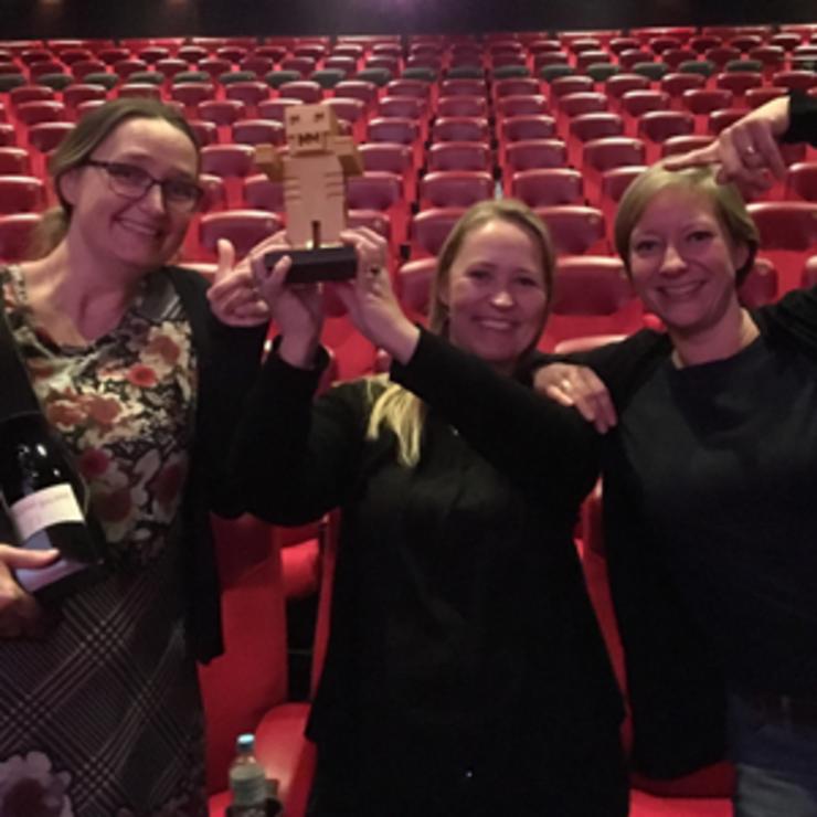 Guldborgsund-bibliotekerne vinder pris