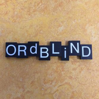 Café arrangement om ordblindhed