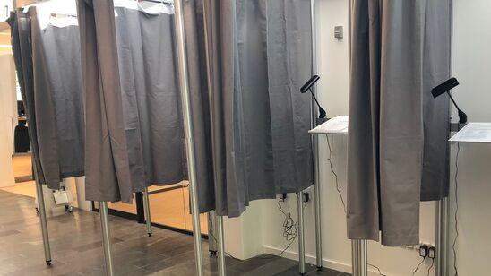 Borgerservice holder åbent for brevstemning