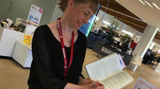 """Projektet """"Det Åbne Værk"""" er i fuld gang på Hovedbiblioteket"""