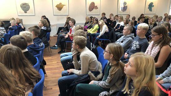 Foredrag med Kenneth Bøgh Andersen