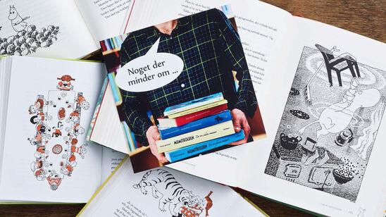 Få inspiration til læsning for børn i emnelisten Noget der minder om...