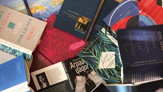 Nominerende til Nordisk Råds Litteraturpris 2019. Foto: Sofie Hermansen Eriksdatter. NN - norden.org