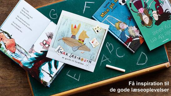 Knæk læsekoden - en guide for forældre