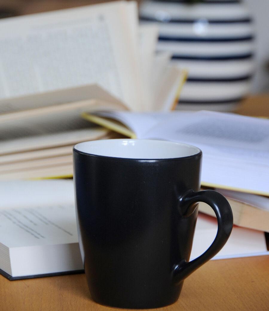 Bliv inspireret til din læsning i en af vores mange bogcafeer