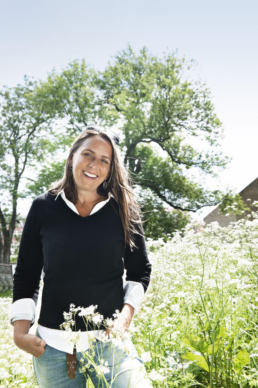 Hvis dit nytårsforsæt går ud på at være sundere, så deltag i foredraget med Anne Annemad Hjernøe i januar