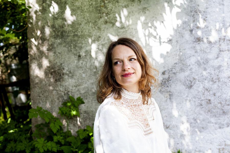 Forfatter Charlotte Weitze