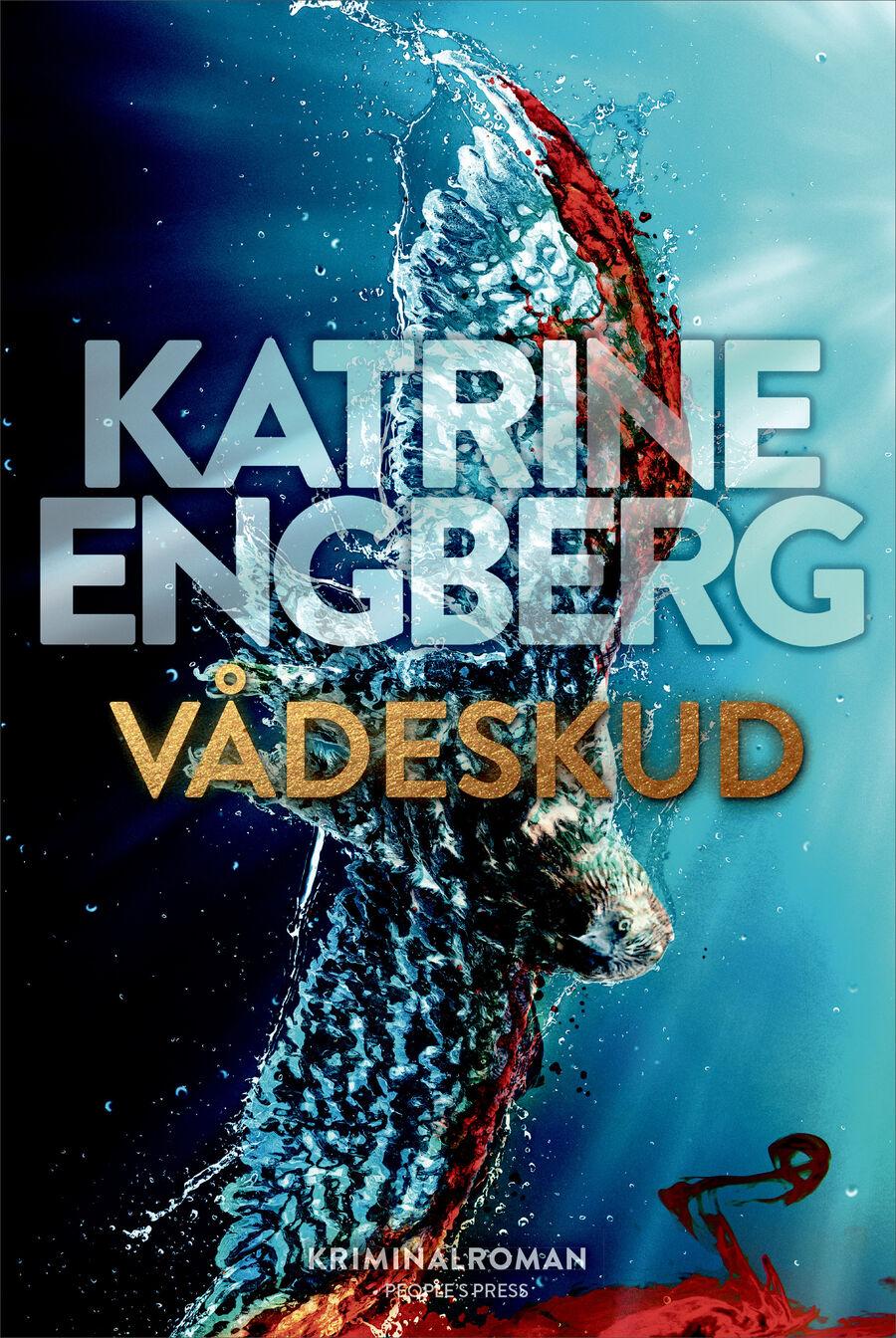 """Krimiforfatteren seneste bog i serien """"Vådeskud"""" udkommer til september"""