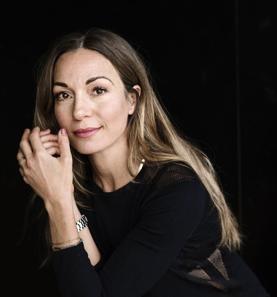 Mød krimiforfatter Katrine Engberg og hør om hendes forfatterskab, når hun gæster Hovedbiblioteket i september