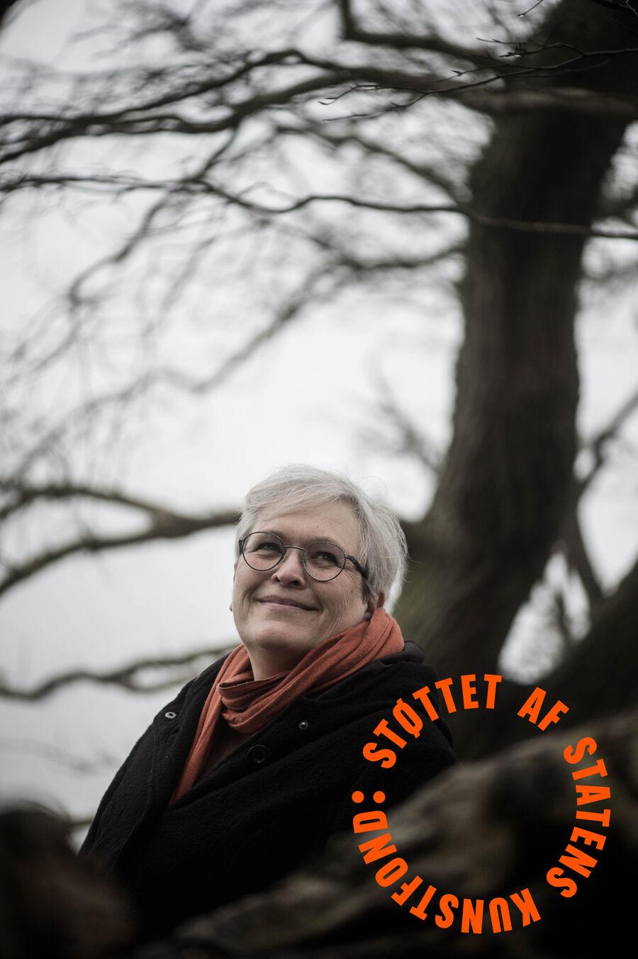 Portræt af Josefine Ottesen