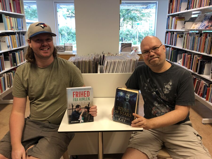 Lige nu er der plads i flere af Guldborgsund-bibliotekernes læseklubber