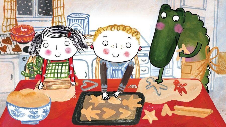 Jule- og vinterfilm for børn fra 3 år