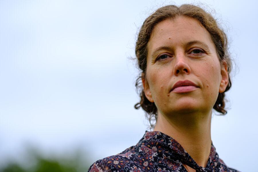 Hør Maja Elverkildes ærlige foredrag om ødemarkslivet