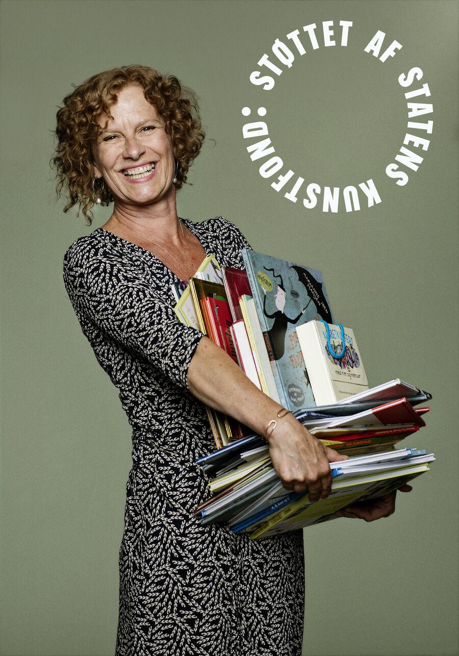 Mød forfatter Marianne Iben Hansen og leg og rim med!